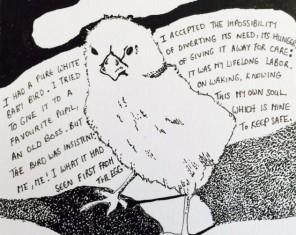 Illustration of A Dream Bird