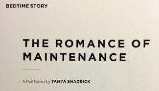 romance-of-maintenance