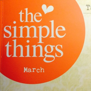 the-simple-things