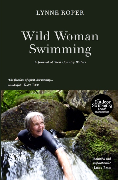 Wild Woman Swimming Cover