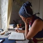 Bucks Mills National Trust - Writing