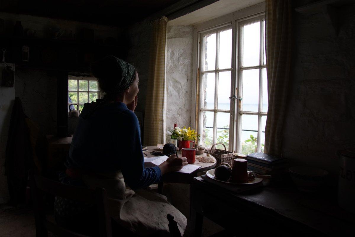 National Trust Bucks Mills: Look Out