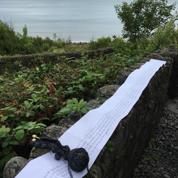 writing wool seaview