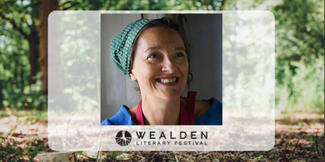 Wealden Lit Fest Writer in Res