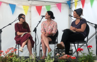 Wealden Lit Fest 2019 - with Jessica J Lee and Nina Mingya Powles