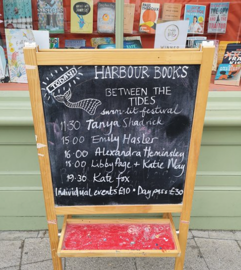 Between The Tides 2019 - Harbour Books