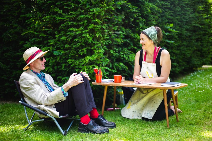 Writer-in-Residence Wealden Literary Festival 2019