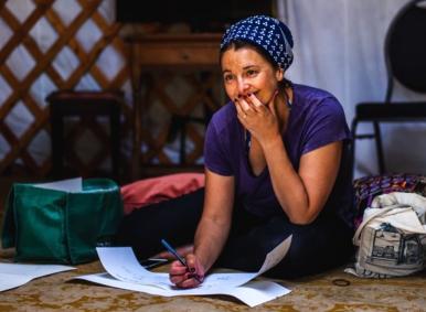 Tanya Shadrick Writer in Res Wealden Lit Fest 2019