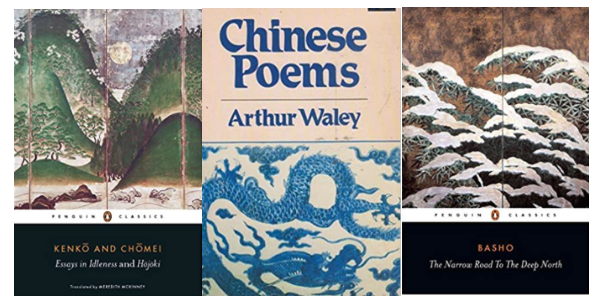Wise Guides: Kenko, Basho, Chinese Poets