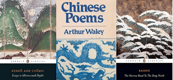 Wise Guides: Basho, Kenko & Chinese Poets